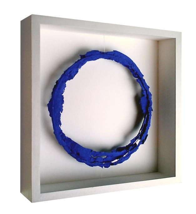 Colour Field Blue, Jane Ponsford